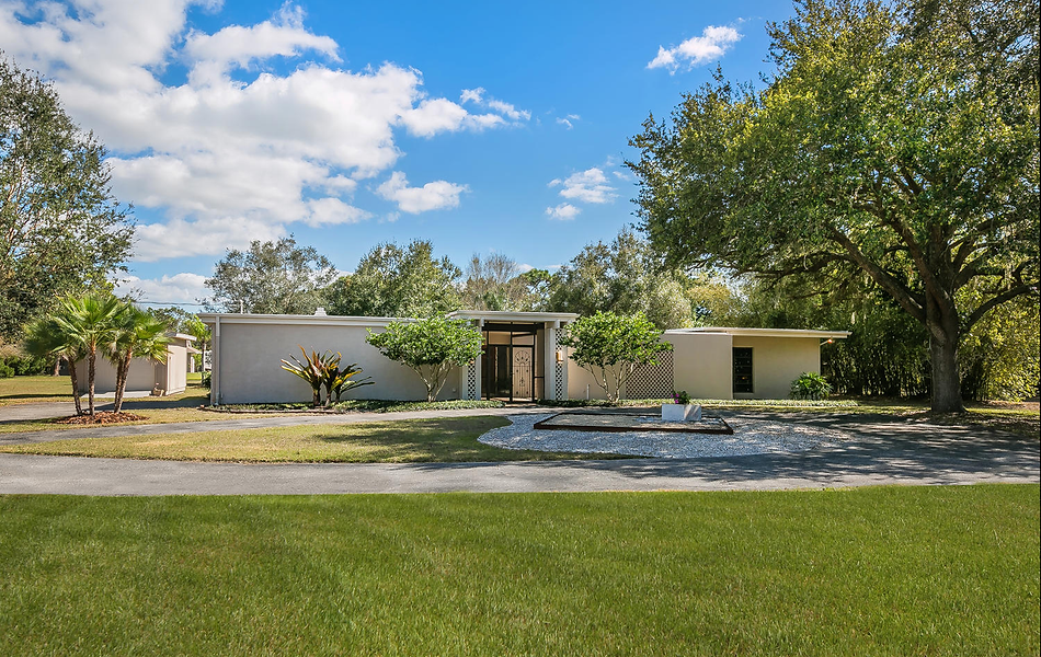 Martie Lieberman Modern Sarasota Modern Architecture For Sale