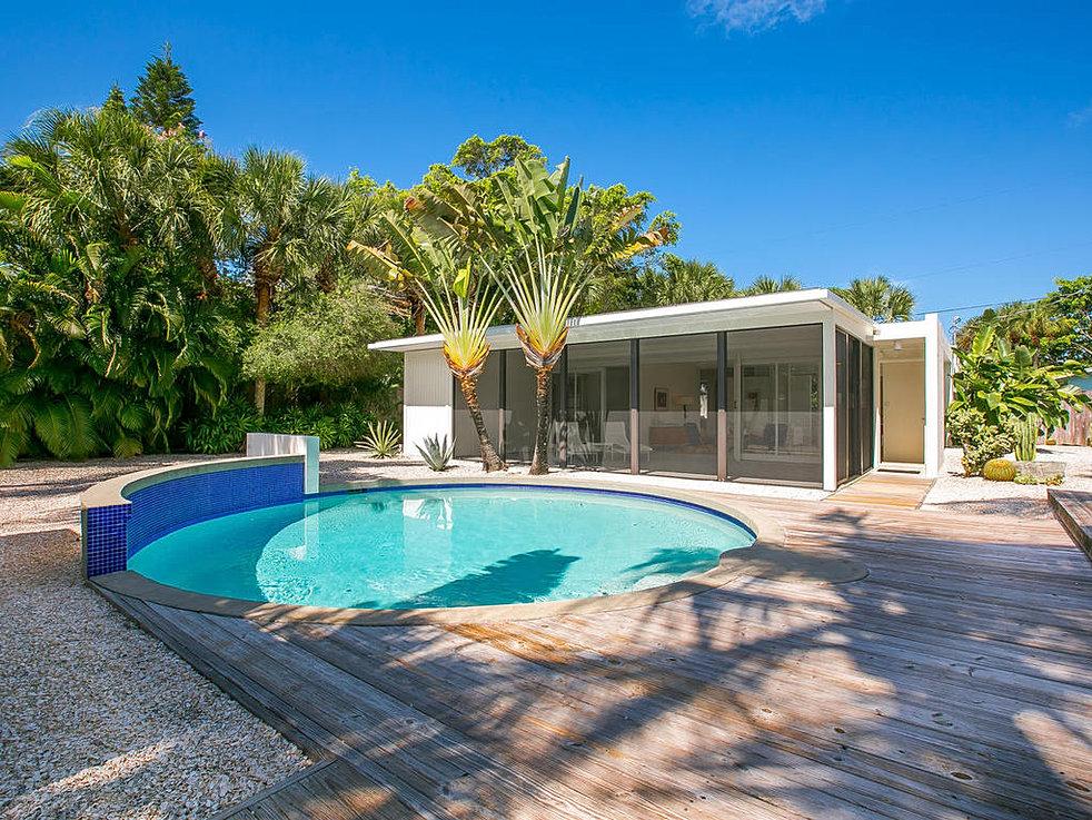 Martie Lieberman Modern Sarasota Modern Architecture For Sale