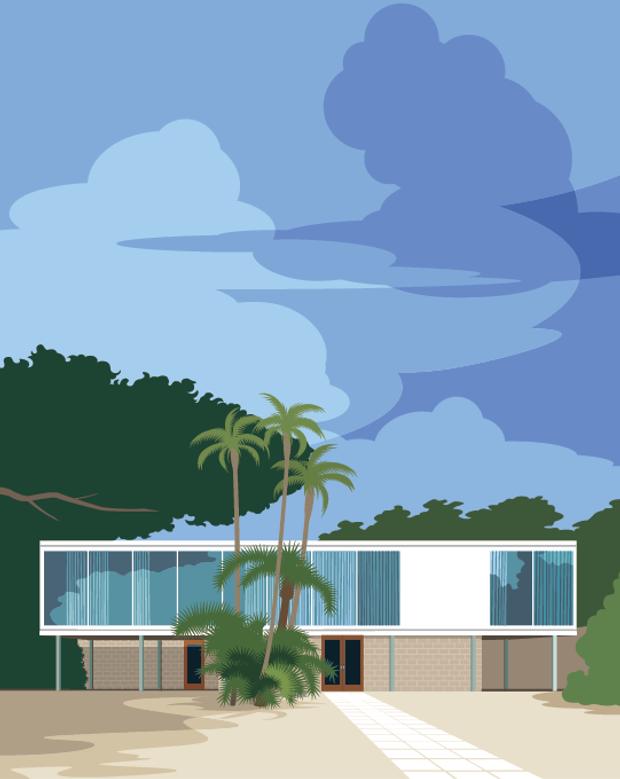 Artists Architecture John Pirman Martie Lieberman Modern Sarasota Modern Architecture For Sale