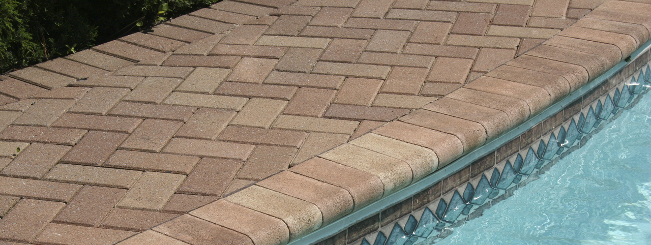 Pacific Interlock Paving Stone : Hydro flotechnology permeable concrete pavers from pacific