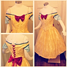 Snow White Party Dress