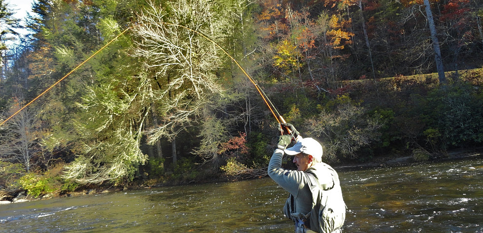 Lambster georgia fly fishing guide for Toccoa river fishing