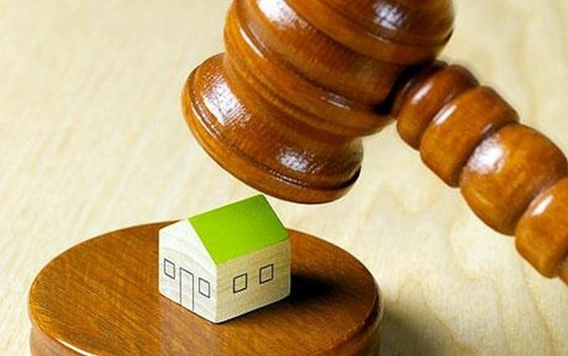 Незаконное признание судом дома