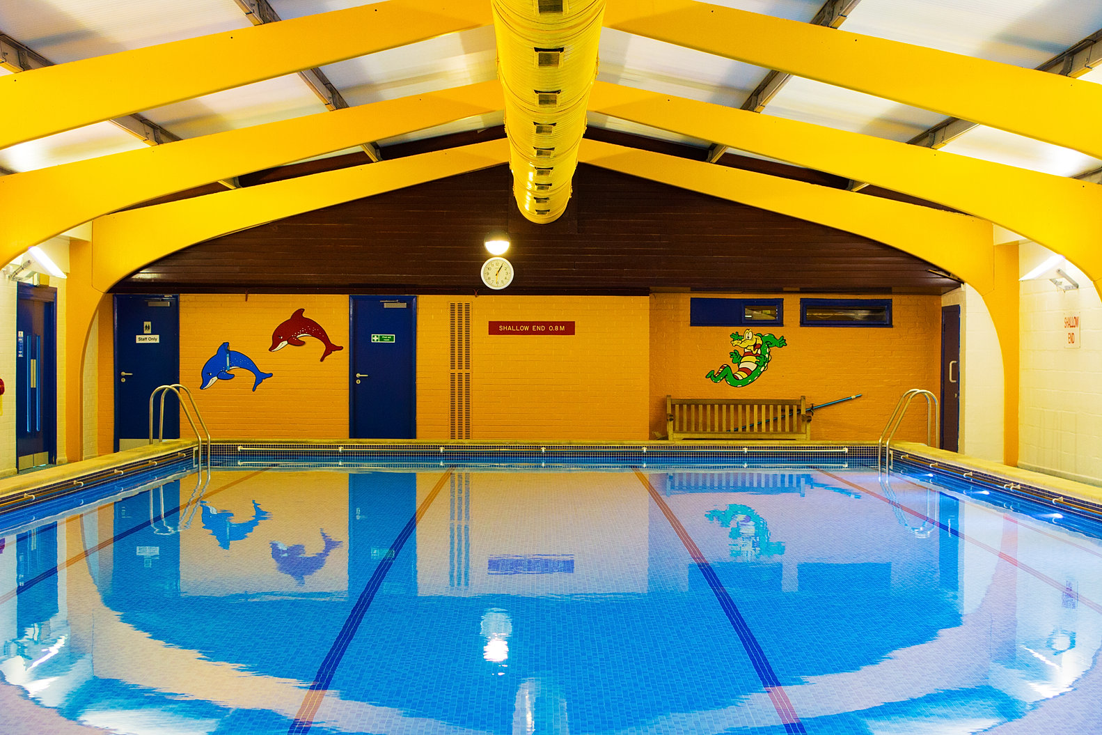 Hilltop Primary School Swimming Pool