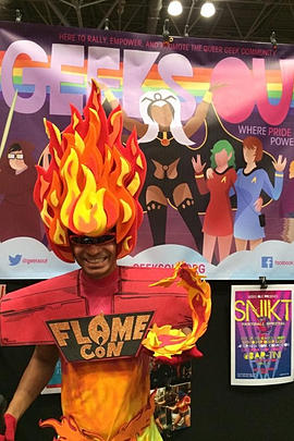 Geeks Out Presents FLAME CON