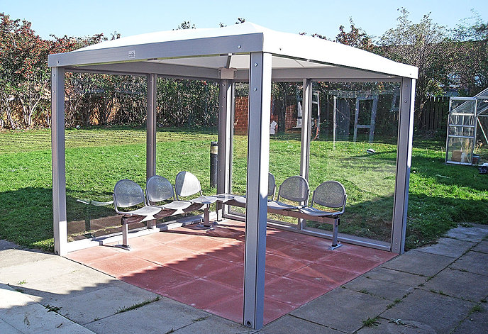 Heavy Duty Shelter : Commercial canopies heavy duty tensile shelters for your