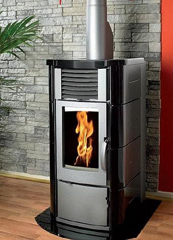 Insert fuoco - Stufe a pellet e legna combinate ...