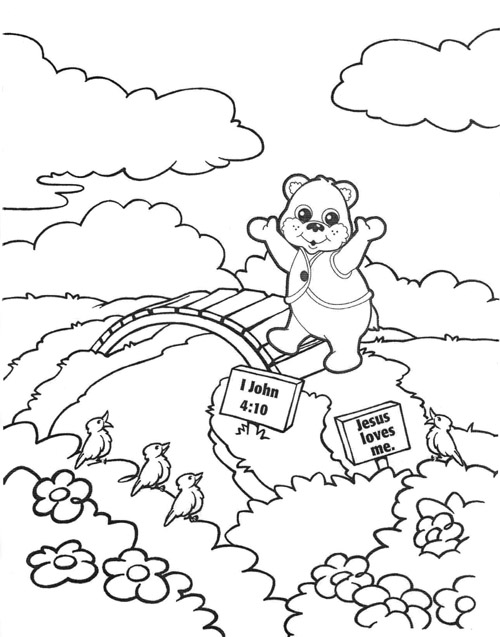 Awana sparks coloring pages