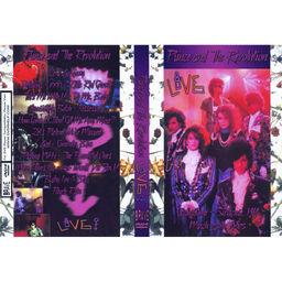 Prince Live Rotterdam '86