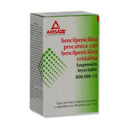 Bencilpenicilina-procaínica-con-bencilpenicilina-cristalina-800000UI ...