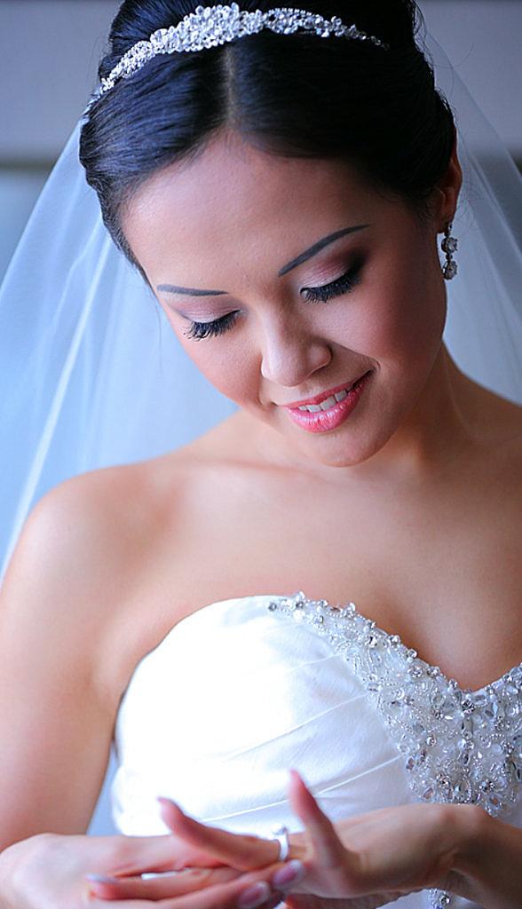 свадебные прически алмвты