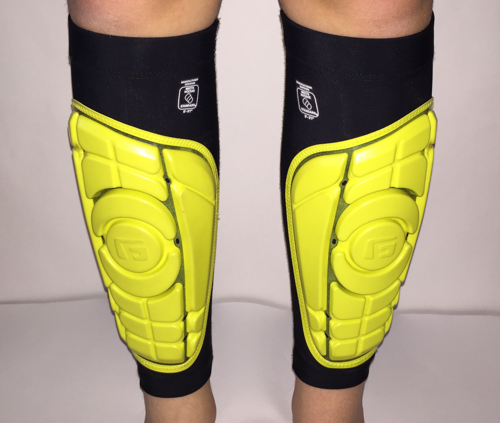 G-Form Pro-S Shin Guards Review | Soccer Equipment Reviews ...