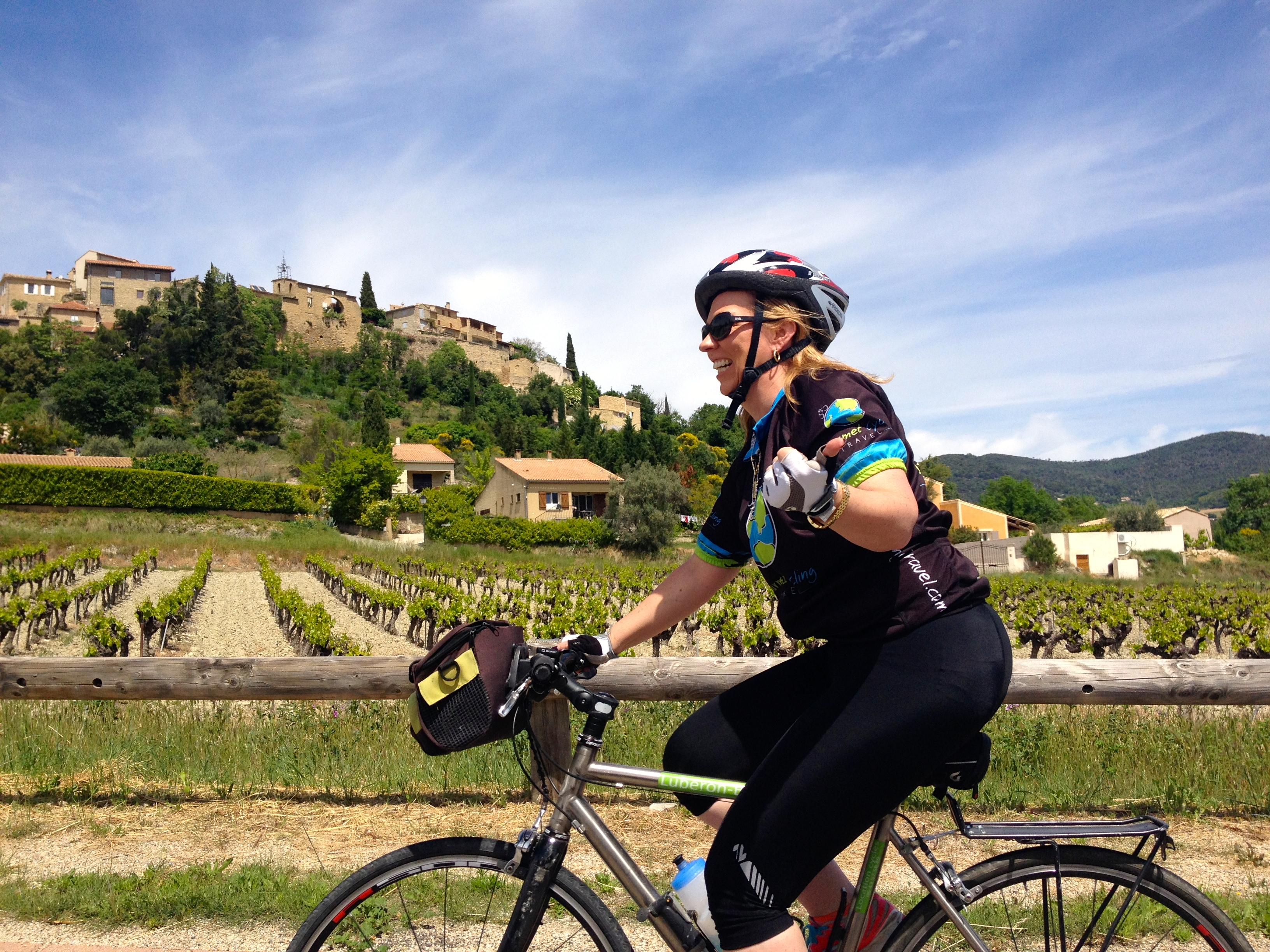 French Adventures On A Bike Your Guided Tour To Biking Provence