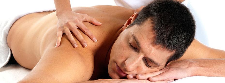 Расслабляющий массаж для мужчин в домашних условиях