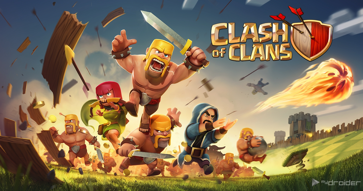 androeed.ru скачать clash of clans приват сервер #4