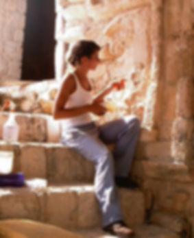 Archaeology Ek Balam|Archaeology Yucatan|Ek Balam Ruins|Mayan Ruins|