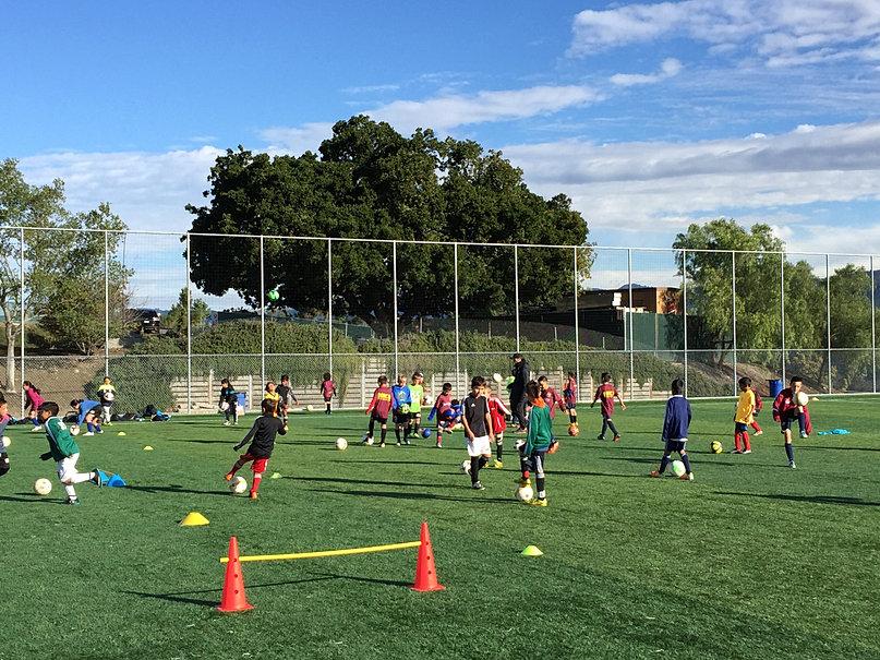 Barcelona bay area academy soccer in the bay area south - Barcelona san jose ...