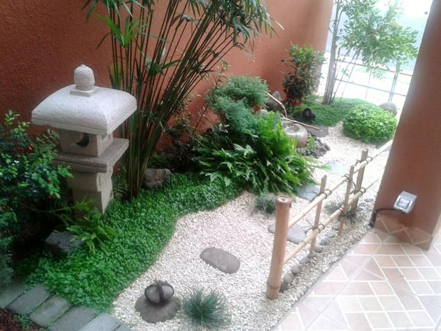los jardines estilo japons podran requerir una inversin un poco mayor no por ser mas caros en s si no por que se integran mayor cantidad de elementos