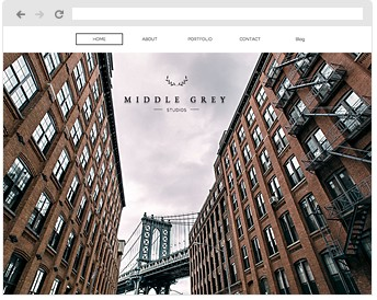 MIDDLE GREY STUDIOS