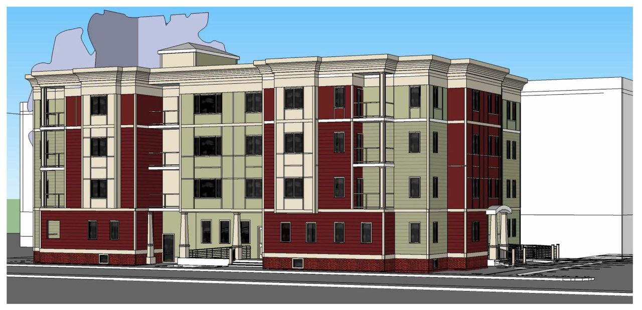 Unity Place Apartments Created By Mhoga7 Based On Urban Trader