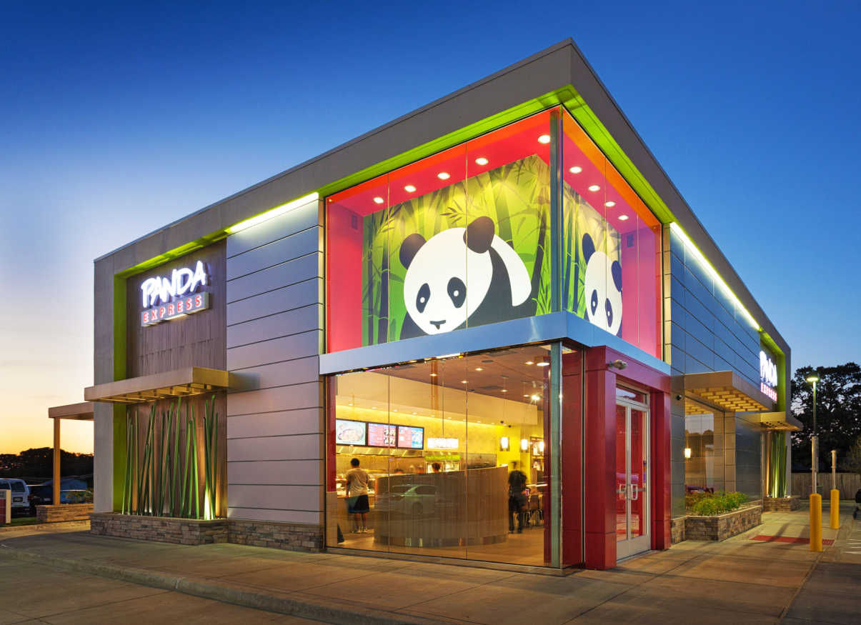 Panda uses ingredients that contain all the major FDA allergens (peanuts, tree nuts, eggs, fish, shellfish, milk, soy and wheat). Panda prepares its entrees fresh with shared cooking equipment and therefore allergens could be present in any entree. Panda Express .