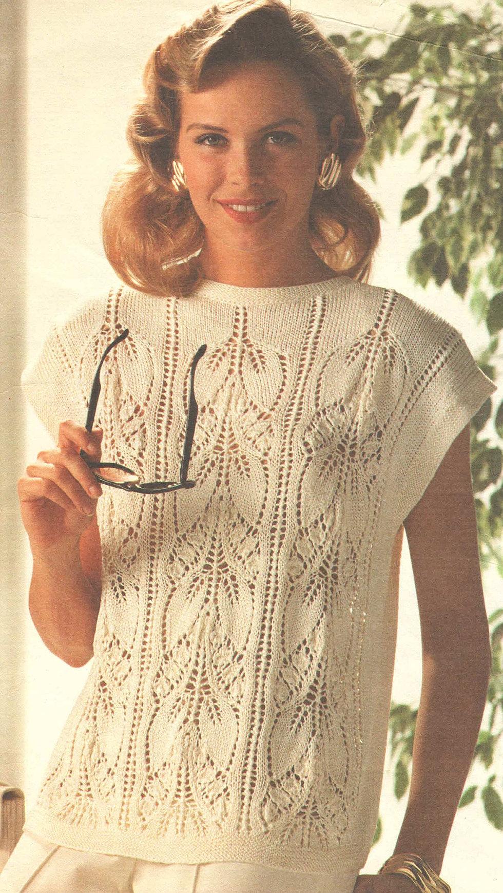 Красив вязание спицами для женщин