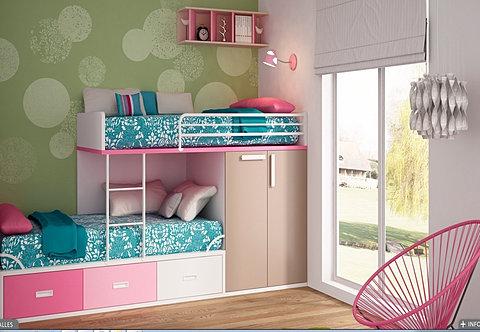 lit superpos et mezzanine escamotable gigogne gain place. Black Bedroom Furniture Sets. Home Design Ideas