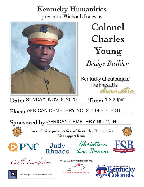 November - Honoring Veterans - Charles Y