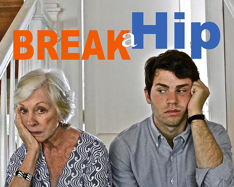 Cameron Watson (actor) BREAK A HIP A new web series