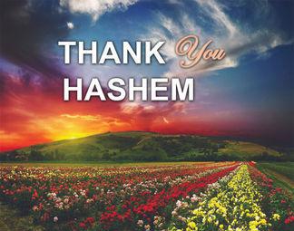 Thank You Hashem Video