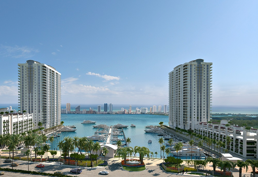 Marina Palms | Yacht Club & Residences