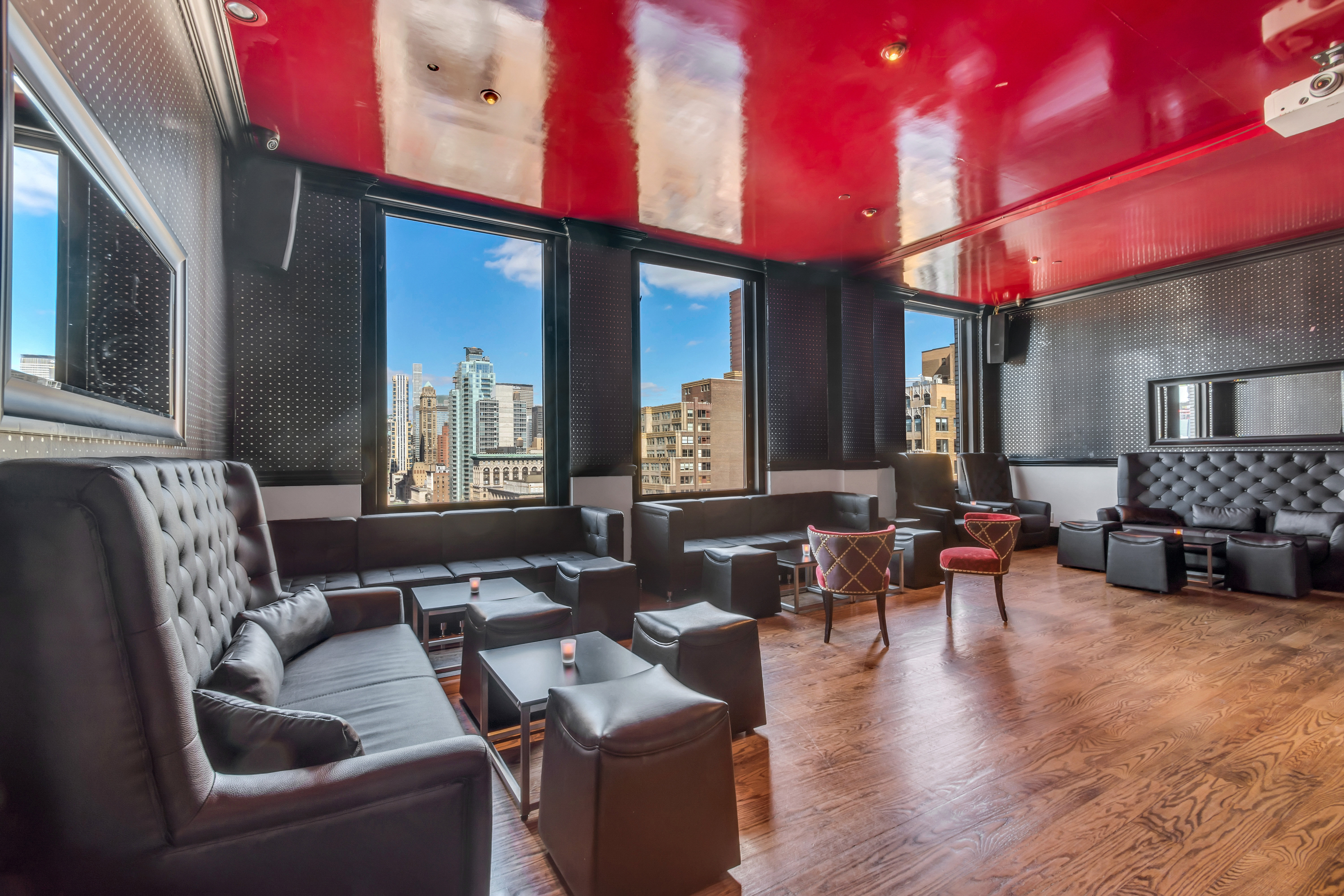 Living Room Bar Nyc Outdoor Rooftop Bar Club Restaurant Nyc New York 230 Fifth