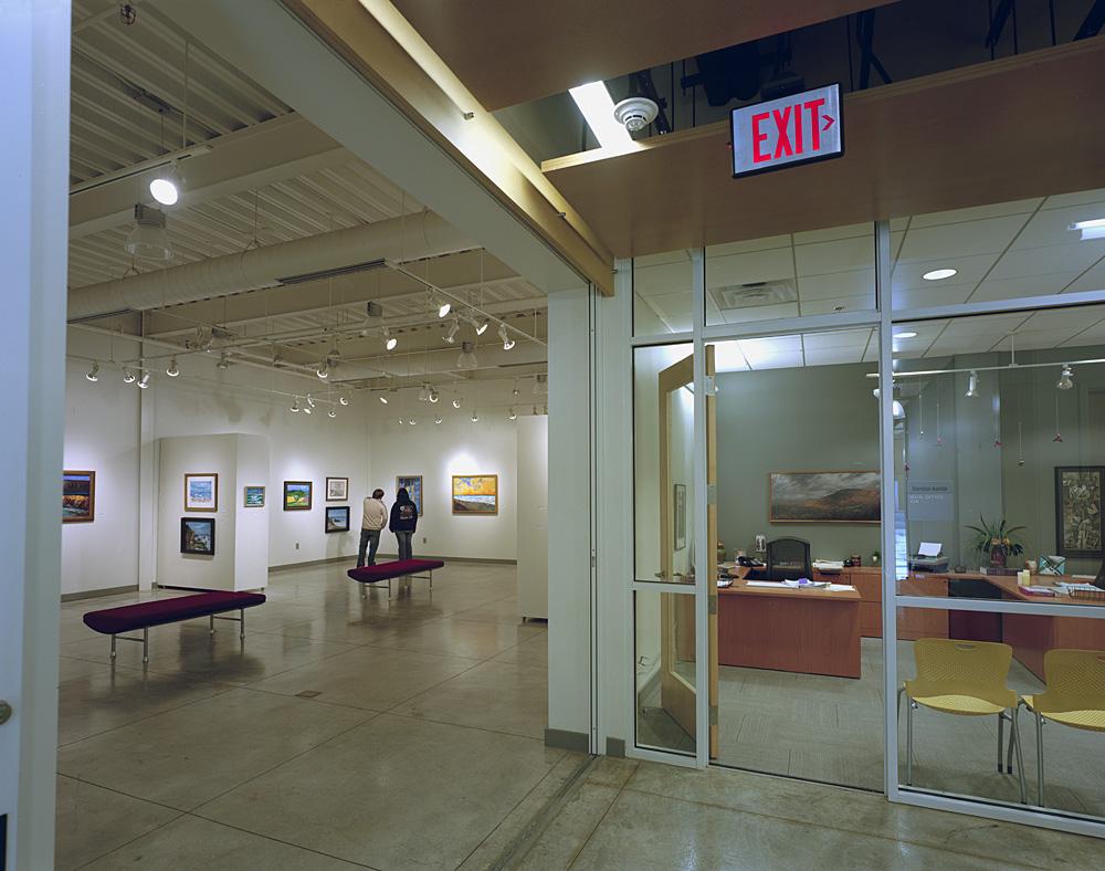 Norman Art Building