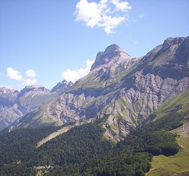 montagne lussoise