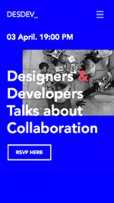 Design/UX Meetup