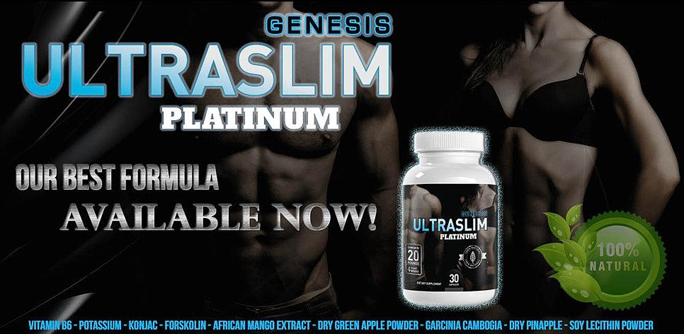 Genesis Ultra Slim, Natural Weight Loss