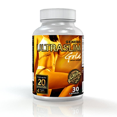 Genesis Ultra Slim, Natural Weight Loss | Genesis Ultra Slim Gold
