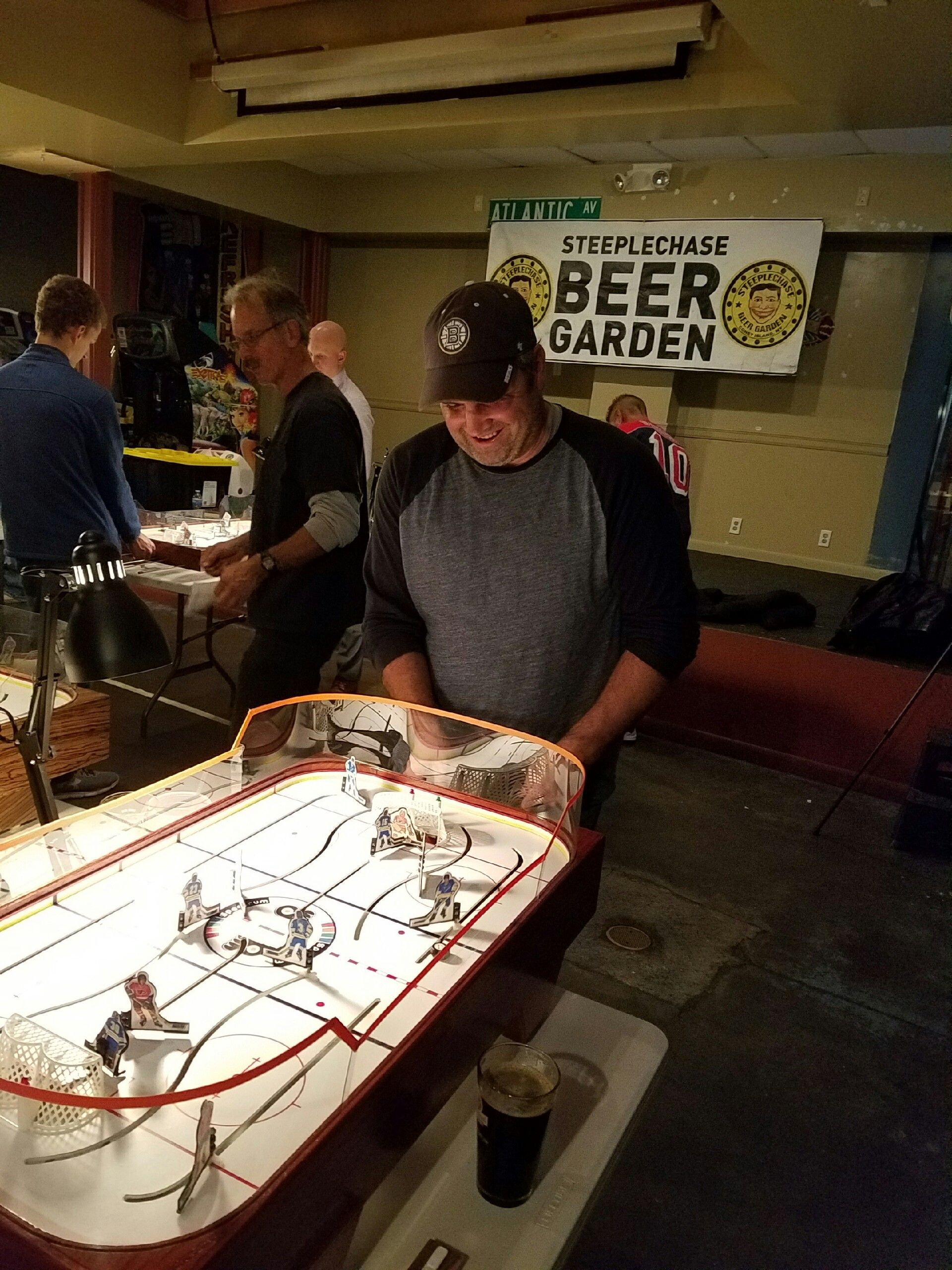 new york table hockey league news the differences in each one of them require a unique skill set that is acquired through hard work and practice by it s
