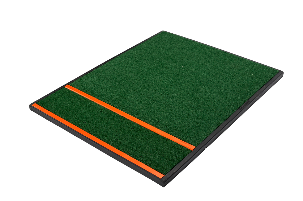 Magstrike Pro - The only Magnetic Golf Practice Mat with Real Divot Action