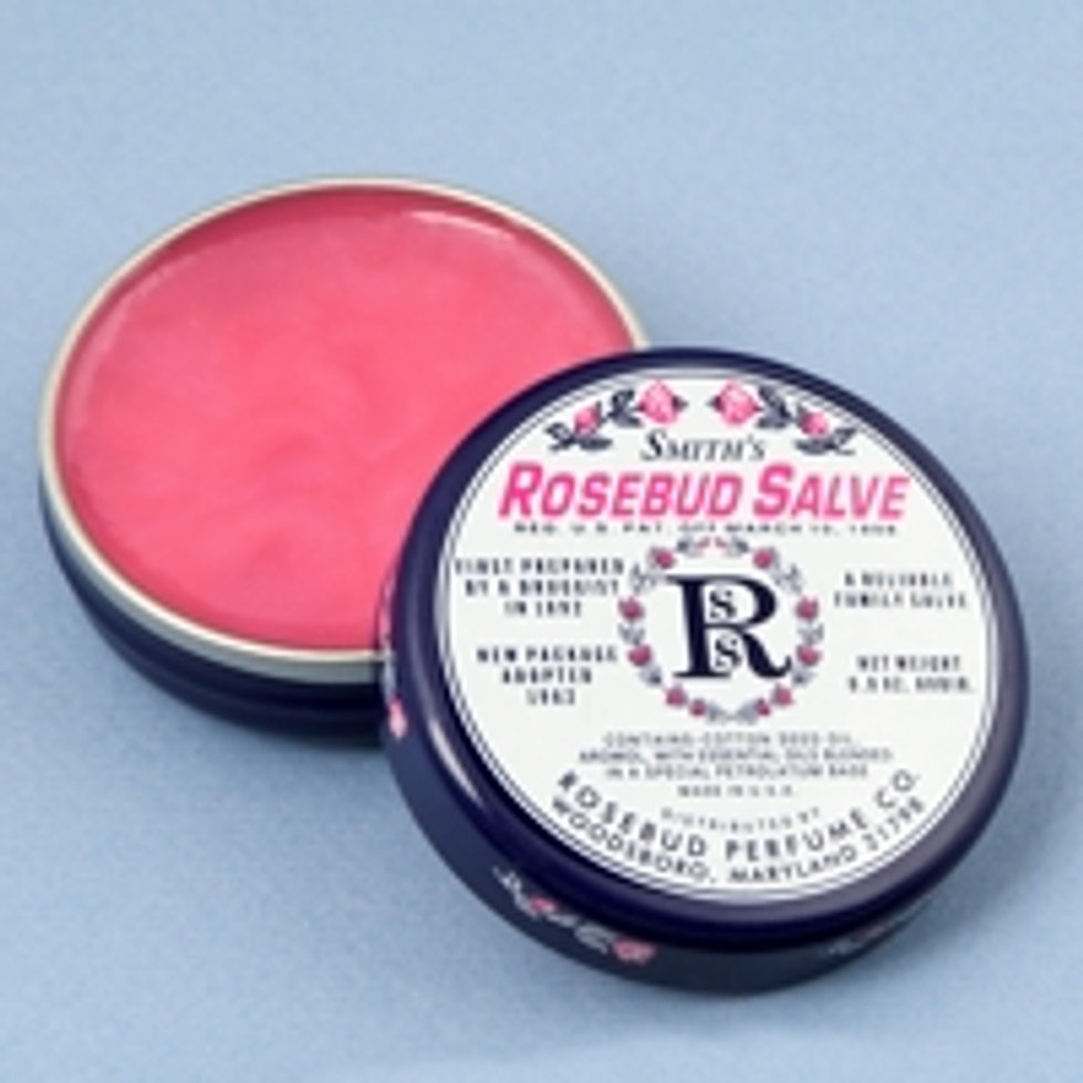 Soothing Salve (Rosebud)