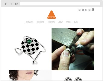 Eiger Gallery - Jewelry Design - UK