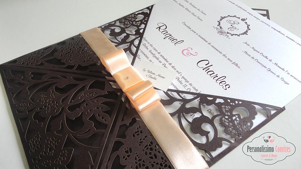 Convites de casamento porto alegre