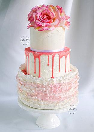 Cake Decorations Tunbridge Wells : Simple and Beautiful Wedding Cakes Pret-a-Cake Tunbridge ...