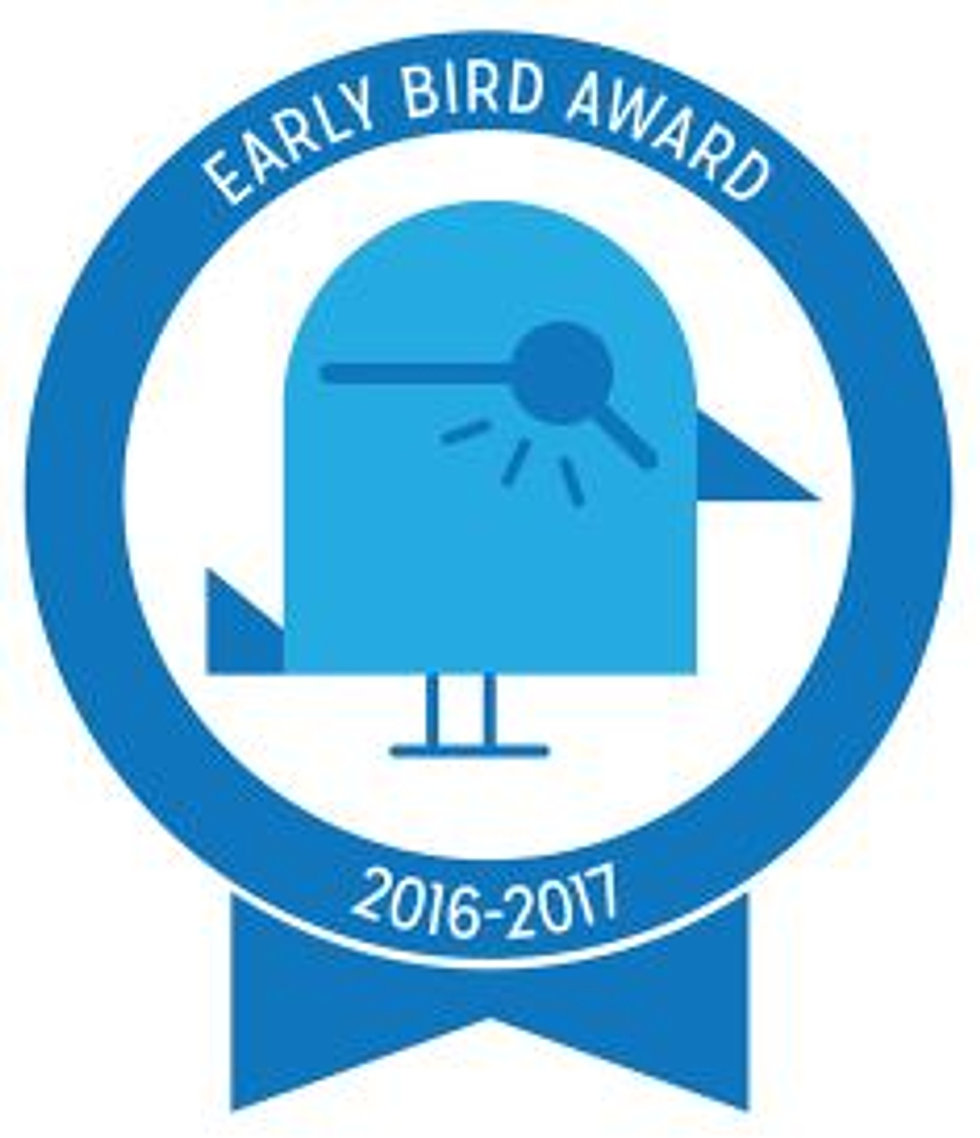 Image result for texas pta early bird award 2017