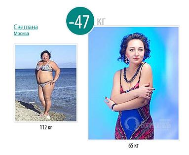 программа похудения за 14 дней