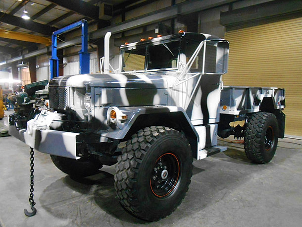 M35A2 Bobbed 2.5 Ton (Arctic Camo)