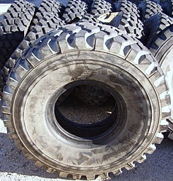 1600x20 Military Tire
