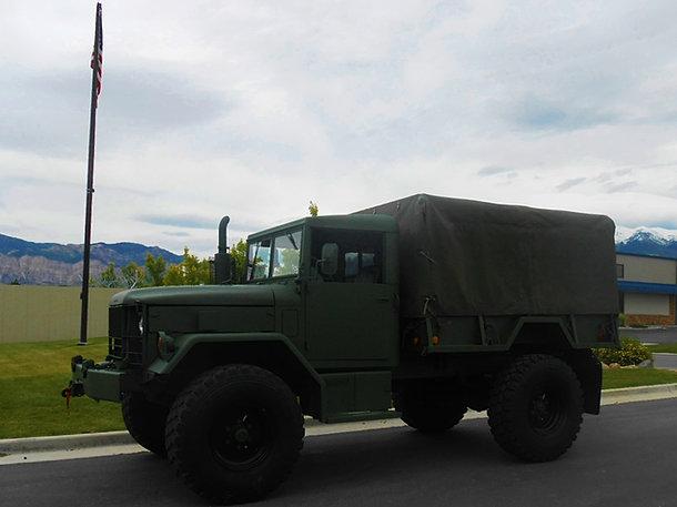 Bobbed M35A2
