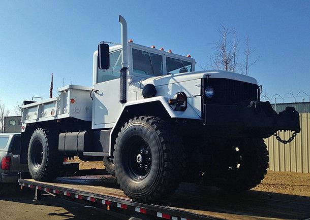 M35A2 Bobbed 2.5 Ton