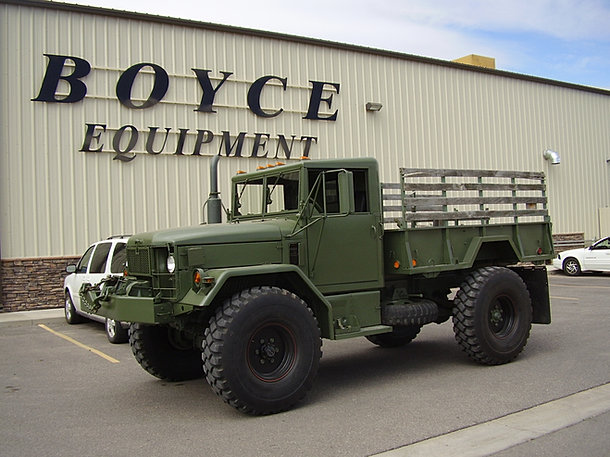 Boyce Equipment 71 followers bepco ( bepco's feedback score is ) % bepco has % Positive Feedback Dealer in surplus military vehicles and parts for over 50 years.